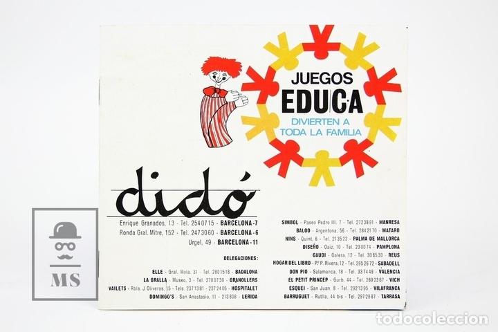 Catálogo De Juguetes Juegos Educa Divierten Comprar Catálogos Y