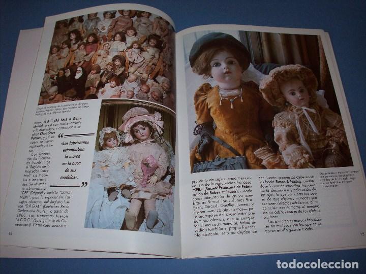 Juguetes antiguos: catalogo coleccionar muñecas antiguas, casas de muñecas y benditeras - Foto 2 - 126659071