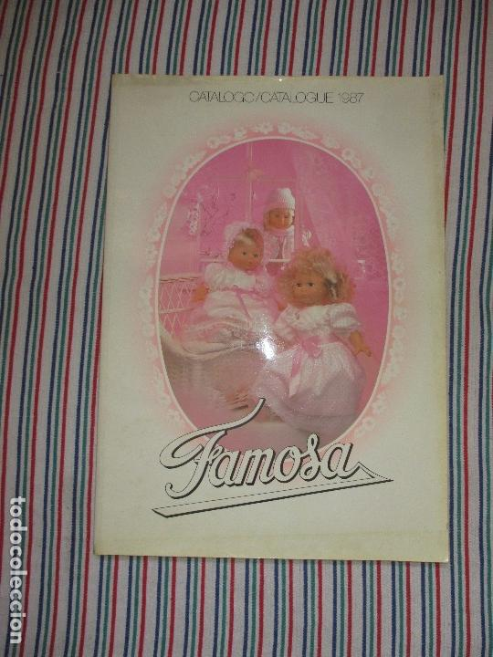 Juguetes antiguos: CATALOGO TIENDA DE FAMOSA AÑO 1987, NANCY, BARRIGUITAS, PIN Y PON - Foto 2 - 127513743