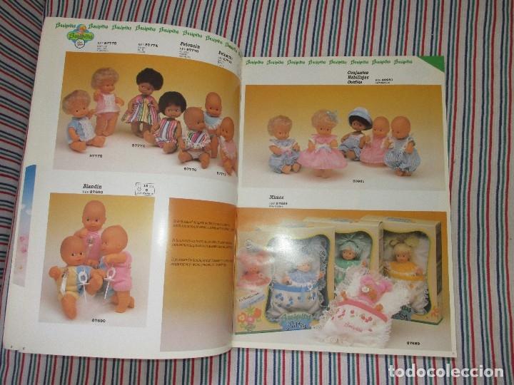 Juguetes antiguos: CATALOGO TIENDA DE FAMOSA AÑO 1987, NANCY, BARRIGUITAS, PIN Y PON - Foto 6 - 127513743