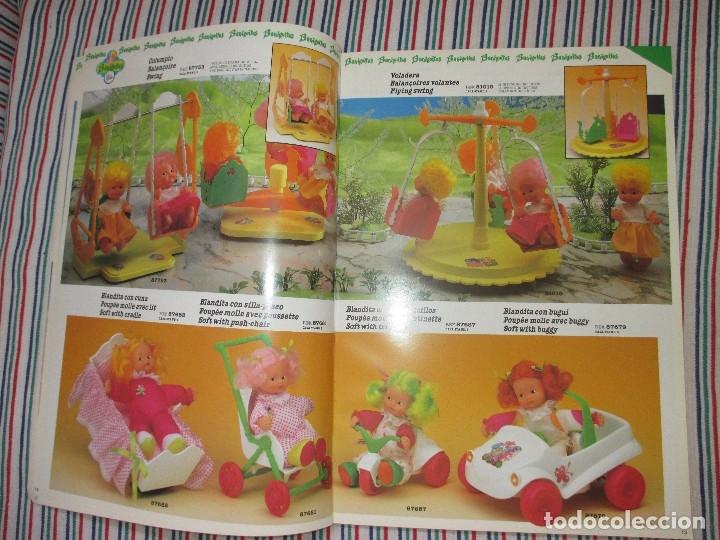 Juguetes antiguos: CATALOGO TIENDA DE FAMOSA AÑO 1987, NANCY, BARRIGUITAS, PIN Y PON - Foto 10 - 127513743