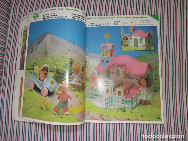 Juguetes antiguos: CATALOGO TIENDA DE FAMOSA AÑO 1987, NANCY, BARRIGUITAS, PIN Y PON - Foto 12 - 127513743