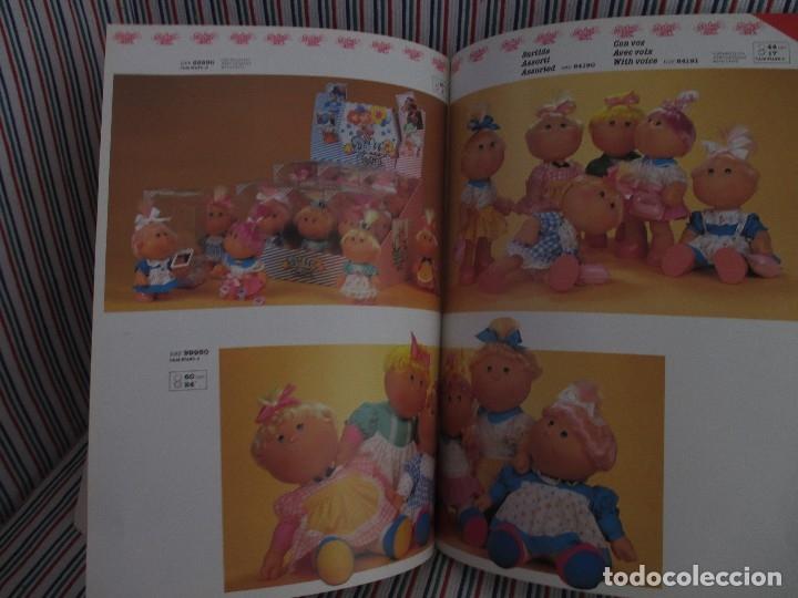 Juguetes antiguos: CATALOGO TIENDA DE FAMOSA AÑO 1987, NANCY, BARRIGUITAS, PIN Y PON - Foto 60 - 127513743