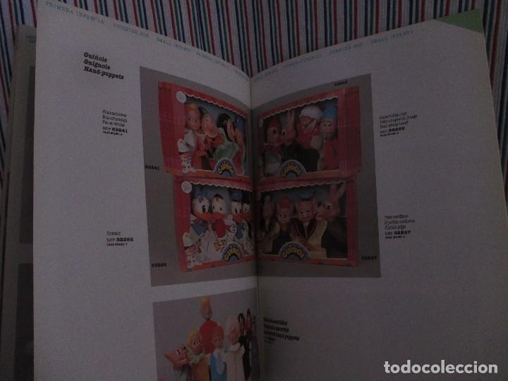 Juguetes antiguos: CATALOGO TIENDA DE FAMOSA AÑO 1987, NANCY, BARRIGUITAS, PIN Y PON - Foto 71 - 127513743