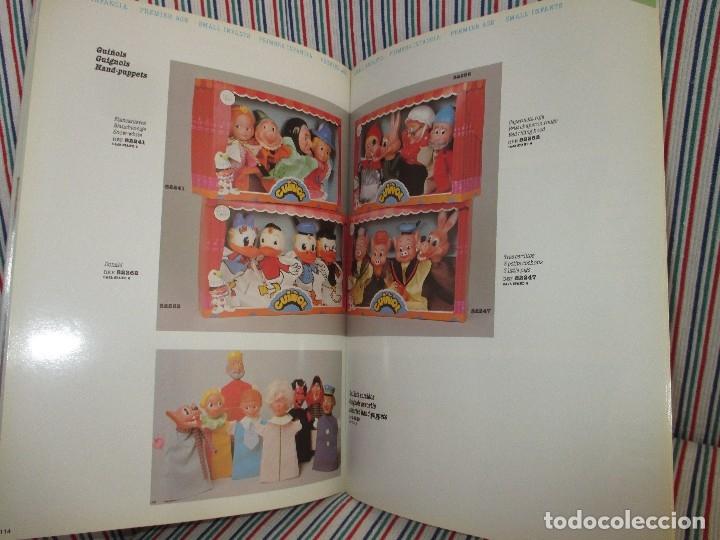 Juguetes antiguos: CATALOGO TIENDA DE FAMOSA AÑO 1987, NANCY, BARRIGUITAS, PIN Y PON - Foto 74 - 127513743