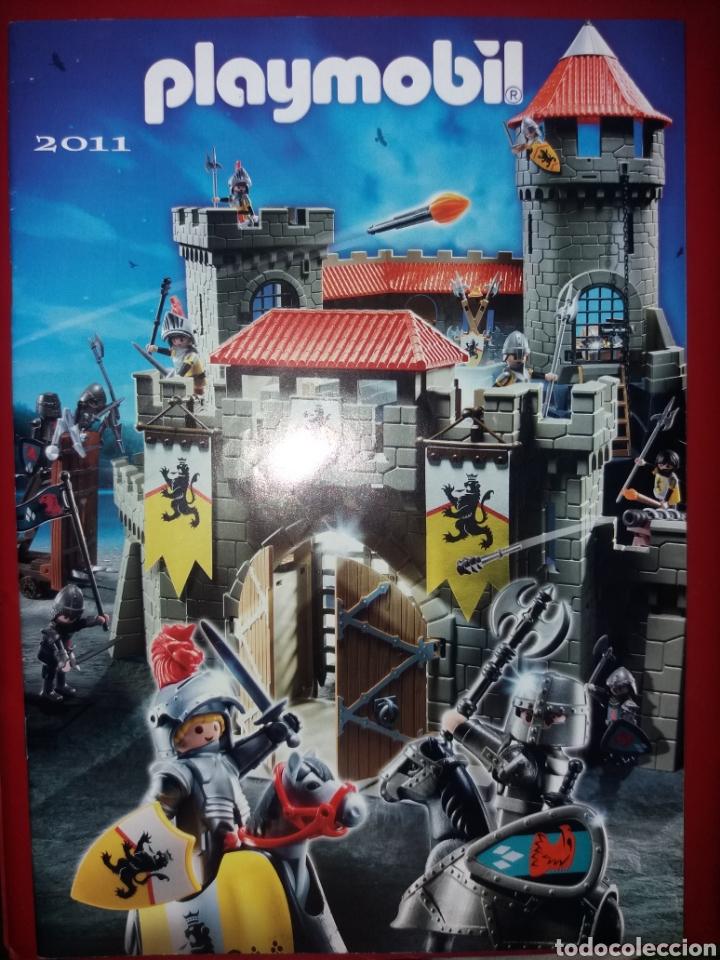CATÁLOGO PLAYMOBIL 2011 (Juguetes - Catálogos y Revistas de Juguetes)