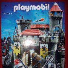Juguetes antiguos: CATÁLOGO PLAYMOBIL 2011. Lote 127887996