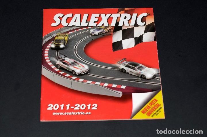 CATALOGO SCALEXTRIC (Juguetes - Catálogos y Revistas de Juguetes)