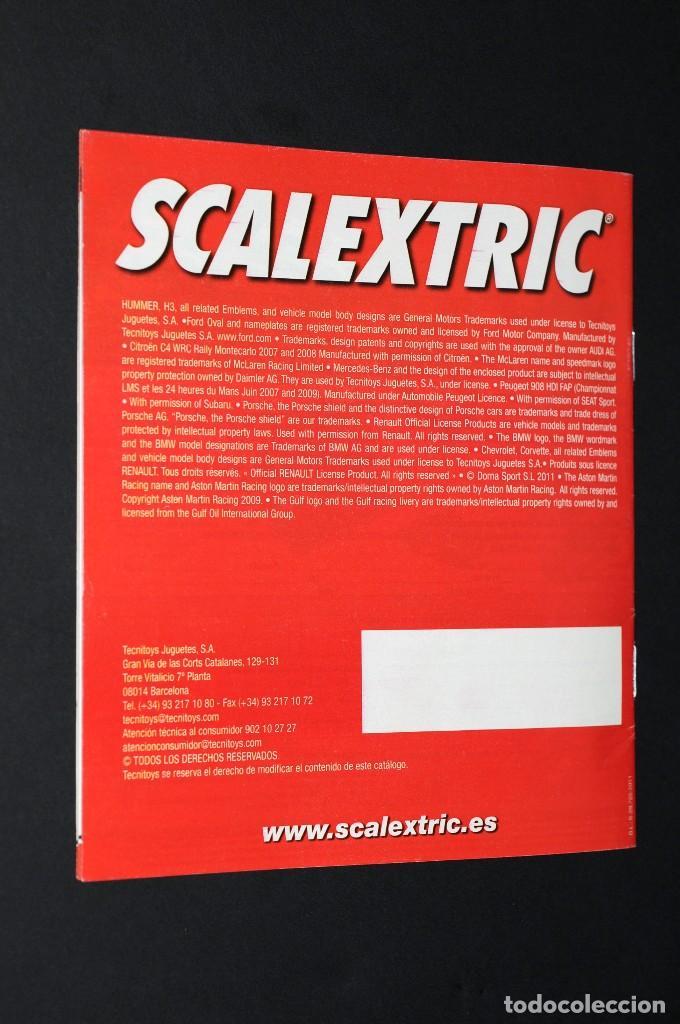 Juguetes antiguos: Catalogo SCALEXTRIC - Foto 4 - 129639815