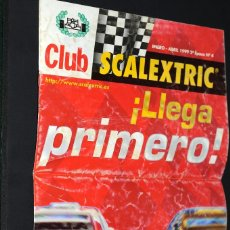 Juguetes antiguos: CLUB SCALEXTRIC. AÑO 1999. Nº 4. Lote 129639959