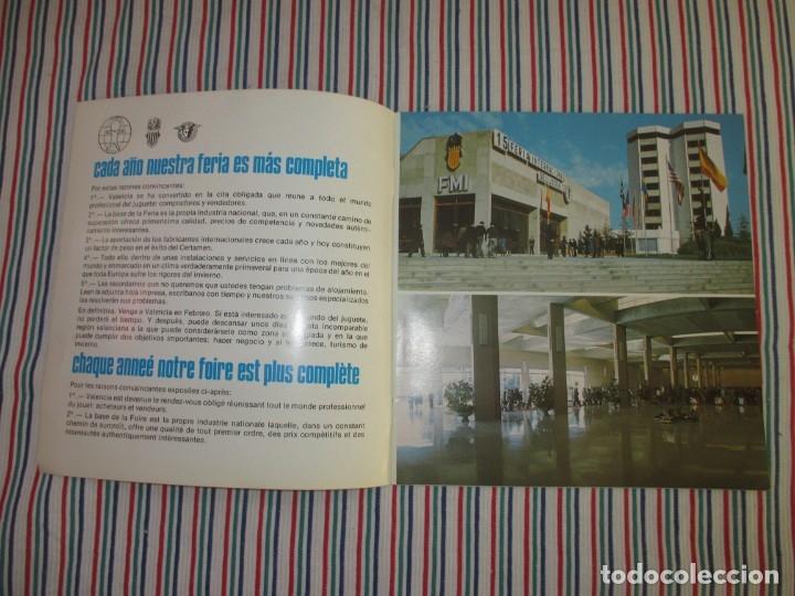 Juguetes antiguos: CATALOGO 16 FERIA INTERNACIONAL DEL JUGUETE - Foto 3 - 130317654