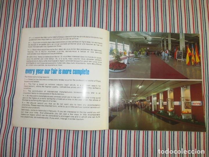 Juguetes antiguos: CATALOGO 16 FERIA INTERNACIONAL DEL JUGUETE - Foto 4 - 130317654