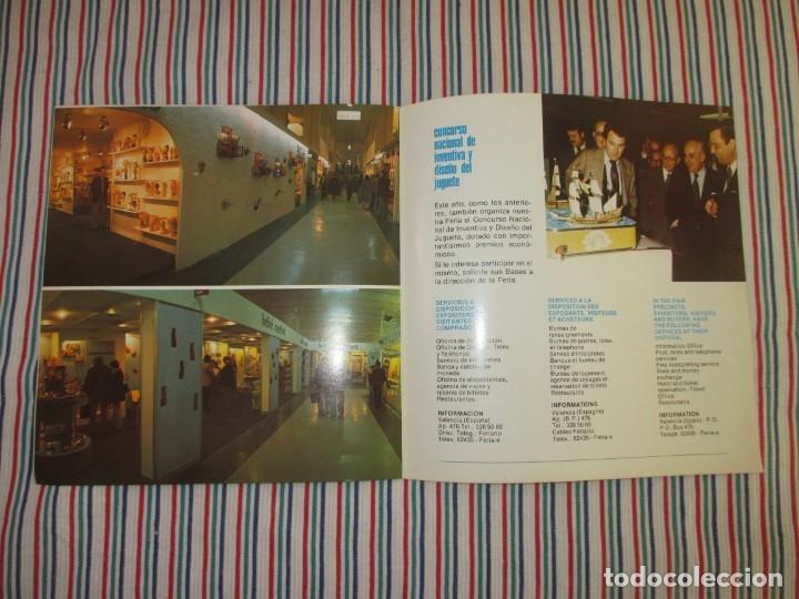 Juguetes antiguos: CATALOGO 16 FERIA INTERNACIONAL DEL JUGUETE - Foto 7 - 130317654