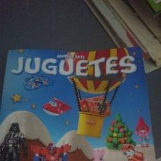 Juguetes antiguos: CATÁLOGO DE JUGUETES DE EL CORTE INGLÉS NAVIDAD AÑO 2016 420 PÁGINAS. Lote 132246113