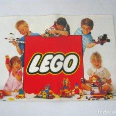 Juguetes antiguos: CATALOGO LEGO 1987 ( ESPAÑOL, PORTUGUES Y GRIEGO ). Lote 132637714