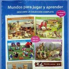 Juguetes antiguos: CATALOGO IMAGINARIUM 2011. Lote 133341550