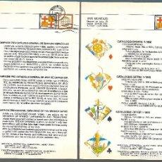Brinquedos antigos: CATALOGO DE BARAJAS IRIS MUNDUS 1990. Lote 241892365