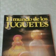 Juguetes antiguos: CATÁLOGO GALERÍAS PRECIADOS 1981. Lote 134196279