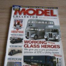 Juguetes antiguos: MODEL COLLECTOR, JUNIO 2005, DIE-CAST.. Lote 136185198