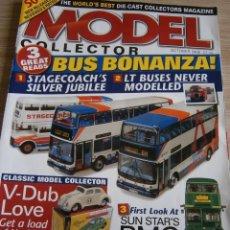Juguetes antiguos: MODEL COLLECTOR, OCTUBRE 2005, DIE-CAST.. Lote 136247394