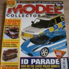 Juguetes antiguos: MODEL COLLECTOR, JUNIO 2006, REVISTA DIE-CAST.. Lote 136252326