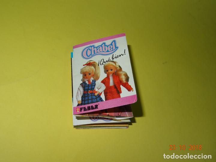 ANTIGUO CATÁLOGO DESPLEGABLE DE CHABEL - ¡ CHABEEL CHABEEL QUÉ BIEN ! (Juguetes - Catálogos y Revistas de Juguetes)