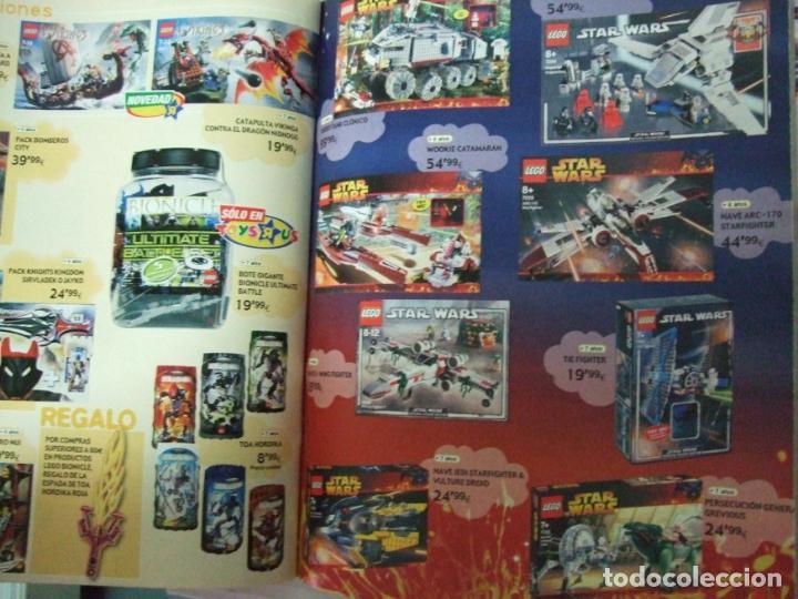Juguetes antiguos: CATALOGO JUGUETES TOYS R US - NAVIDAD AÑO 2005 - ACTION MAN , BATMAN , STAR WARS , LEGO 110 PÁGINAS - Foto 4 - 139077434