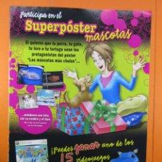 Juguetes antiguos: PUBLICIDAD 2007 - VIVA PIÑATA - XBOX 360 LIVE. Lote 139414438