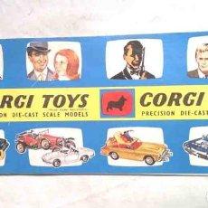 Juguetes antiguos: CATÁLOGO AÑO 1956 CORGI TOYS 48 PAGINAS. Lote 139489994