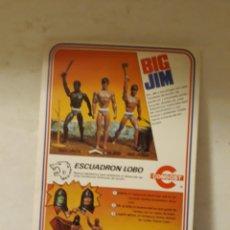 Juguetes antiguos: BIG JIM CATALOGO FOLLETO. Lote 139742281