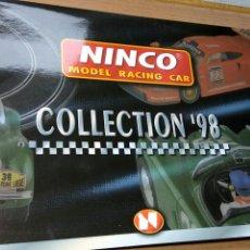 Juguetes antiguos: NINCO CATÁLOGO COLLECTION 1998. Lote 140730372