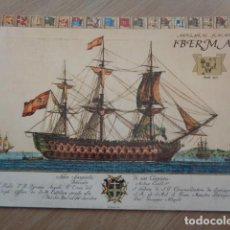 Juguetes antiguos: CASTALLA. ALICANTE. IBERMAR, ARTESANIAS NAVALES. CATALOGO BARCOS DE VELA.. Lote 143063970