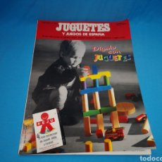 Juguetes antiguos: REVISTA CATÁLOGO JUGUETES Y JUEGOS DE ESPAÑA. N°137. FEBRERO/MARZO 1996. Lote 143133646