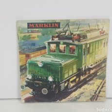 Juguetes antiguos: CATÁLOGO MARKLIN COCODRILO E94276 1964/65 F FR. Lote 143259138