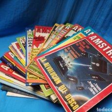 Juguetes antiguos: REVISTA AMSTRAD USER. NÚMEROS DEL 1 AL 23. DEL OCTUBRE DE 1985 AL AGOSTO DEL 1987.. Lote 143315810
