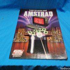 Juguetes antiguos: REVISTA LOS TRUCOS DEL AMSTRAD. 1986. A. BELLIDO. Lote 143322121