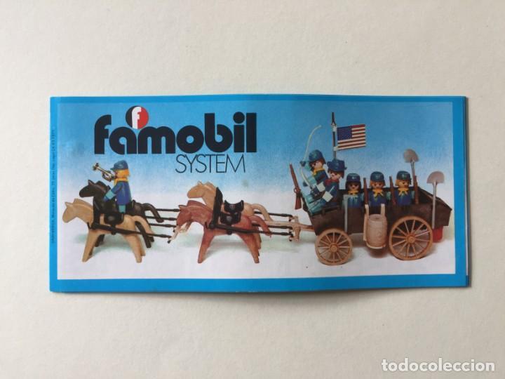 CATÁLOGO FAMOBIL SYSTEM _LEY359 (Juguetes - Catálogos y Revistas de Juguetes)