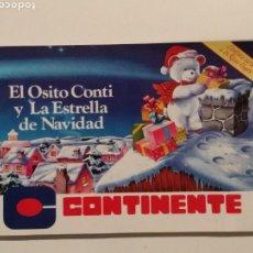 Juguetes antiguos: CATÁLOGO JUGUETES CONTINENTE 1991. Lote 145831434