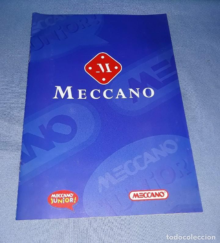 CATALOGO MECCANO AÑO 1997 EN MUY BUEN ESTADO VER FOTOS Y DESCRIPCION (Juguetes - Catálogos y Revistas de Juguetes)