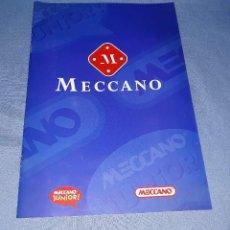 Juguetes antiguos: CATALOGO MECCANO AÑO 1997 EN MUY BUEN ESTADO VER FOTOS Y DESCRIPCION. Lote 147060198