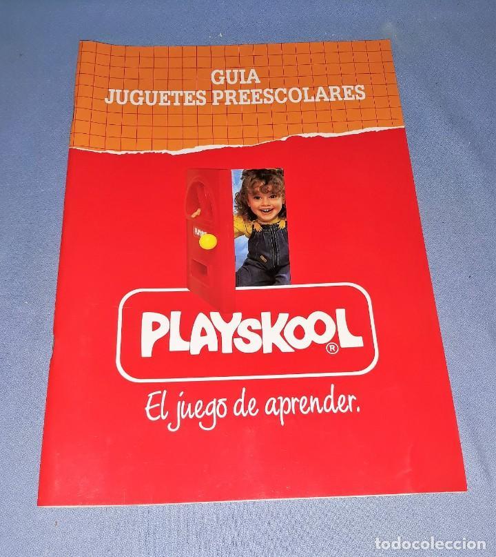CATALOGO PLAYSKOOL AÑO 1991 EN MUY BUEN ESTADO VER FOTO Y DESCRIPCION (Juguetes - Catálogos y Revistas de Juguetes)