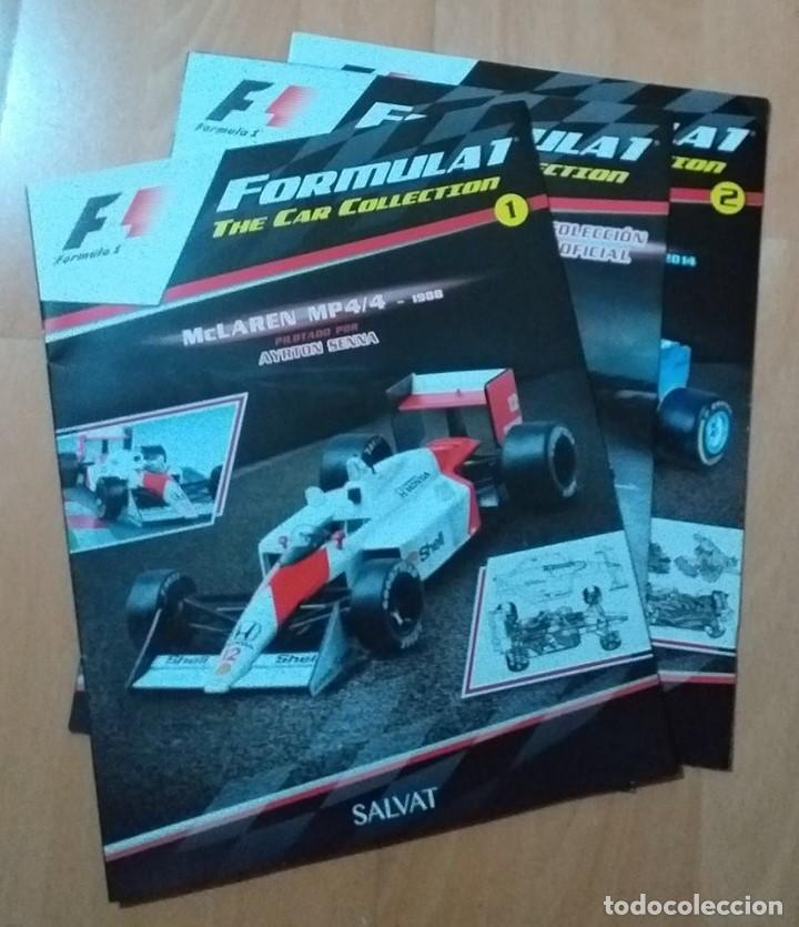 Fasciculos 1 2 De Formula 1 The Car Collectio Buy Antique Toy