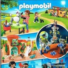 Juguetes antiguos: PLAYMOBIL - CATÁLOGO AÑO 2019. Lote 149405250