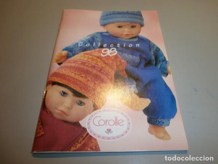 CATALOGO DE MUÑECAS COROLLE 1998 (Juguetes - Catálogos y Revistas de Juguetes)