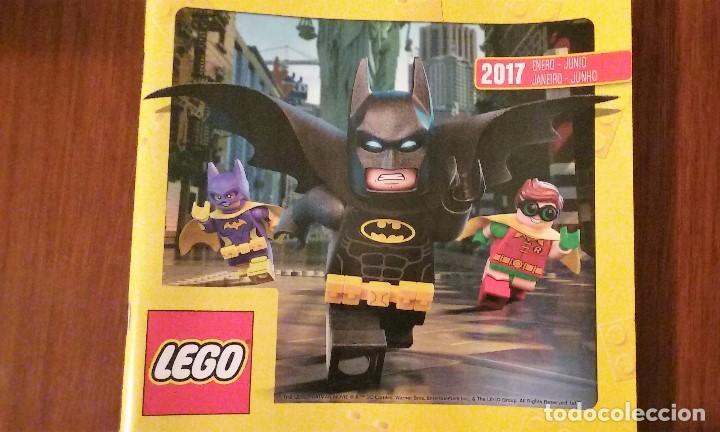 CATALOGO LEGO 2017 (Juguetes - Catálogos y Revistas de Juguetes)