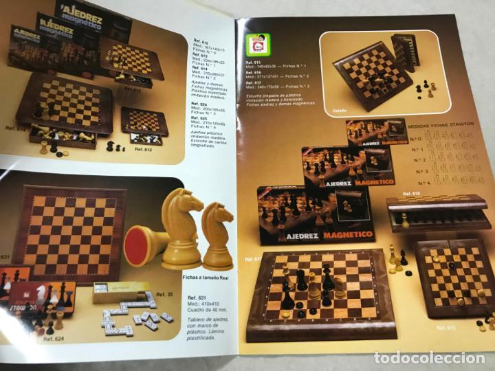 Juguetes antiguos: CATALOGO JUGUETES CHICOS 1986 - IBI - ALICANTE, VER DESCRIPCION Y FOTOS, TARIFA PRECIOS - Foto 6 - 151709550