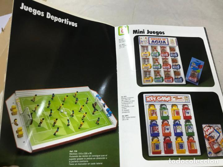 Juguetes antiguos: CATALOGO JUGUETES CHICOS 1986 - IBI - ALICANTE, VER DESCRIPCION Y FOTOS, TARIFA PRECIOS - Foto 7 - 151709550