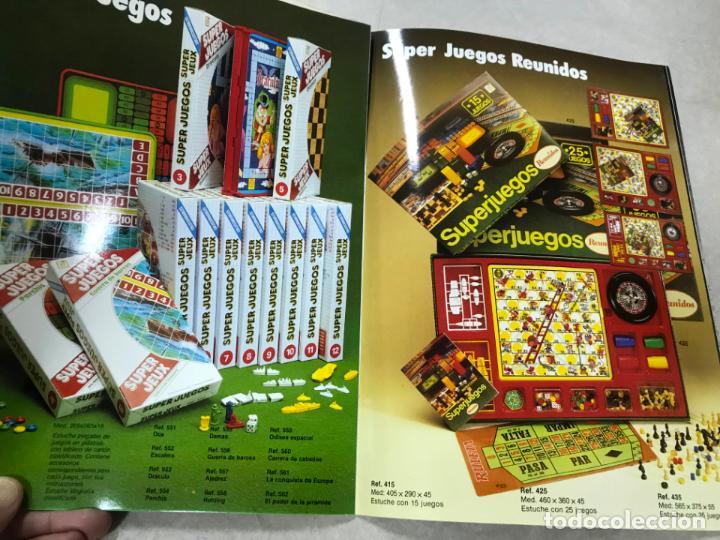 Juguetes antiguos: CATALOGO JUGUETES CHICOS 1986 - IBI - ALICANTE, VER DESCRIPCION Y FOTOS, TARIFA PRECIOS - Foto 8 - 151709550