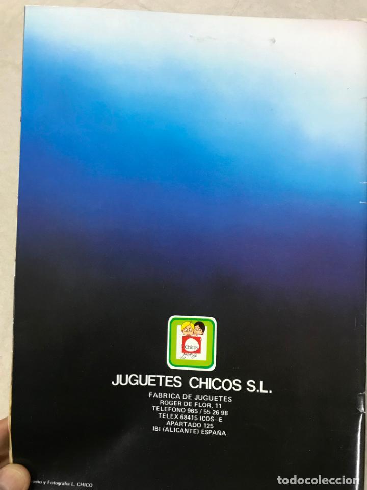 Juguetes antiguos: CATALOGO JUGUETES CHICOS 1986 - IBI - ALICANTE, VER DESCRIPCION Y FOTOS, TARIFA PRECIOS - Foto 11 - 151709550