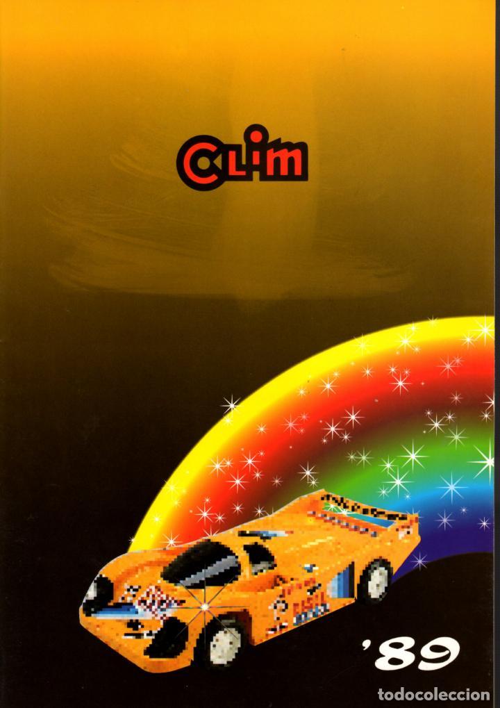 CATALOGO JUGUETES CLIM 1989 (Juguetes - Catálogos y Revistas de Juguetes)